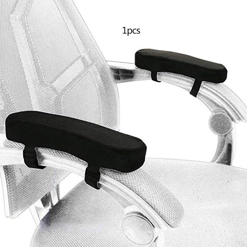 Подлокотник из пены с эффектом памяти, удобный подлокотник для офисного кресла, подлокотник для локтей и предплечья, снижение давления
