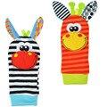Детские носки-погремушки, игрушки, носки для ног 0-24 месяцев, скидка 20%