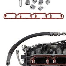 Бесплатная доставка-впускной коллектор Runner Flap удалить прокладку для Audi Skoda Seat EA113 VW 2,0 TFSI HT-IMK07