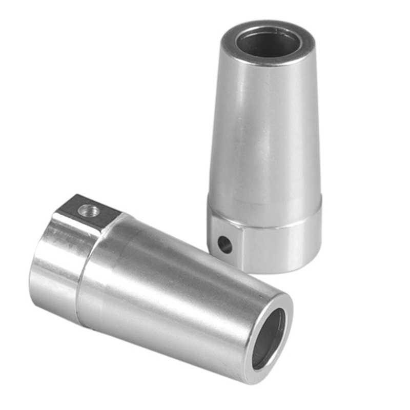 Aluminium Achteras Mouw voor Axiale WRAITH RR10 Zwart
