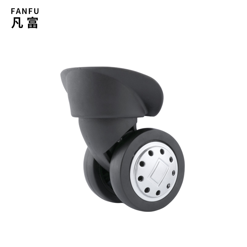 Password Box Wheels Travel Rolling Suitcase Casters Luggage   Accessories Flexible Rotation Colored Replacement Luggage Casters