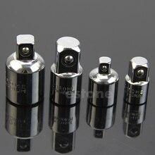 4pcs 1/2 3/8 1/4 Socket  Adaptors Ratchet Converter Reducers Tool Set New
