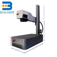 Rotary fiber laser metal fiber laser marking machine Each size 20w/30w/50w