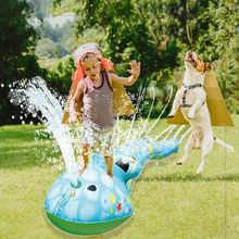 PVC Material Outdoor Water Snake Toys Lawn Garden Water Toys Children Play Water In Summer Splashing Toy For Outdoor