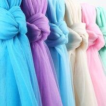 Mosquitera de tela suave para ropa, 5 metros, venta al por mayor