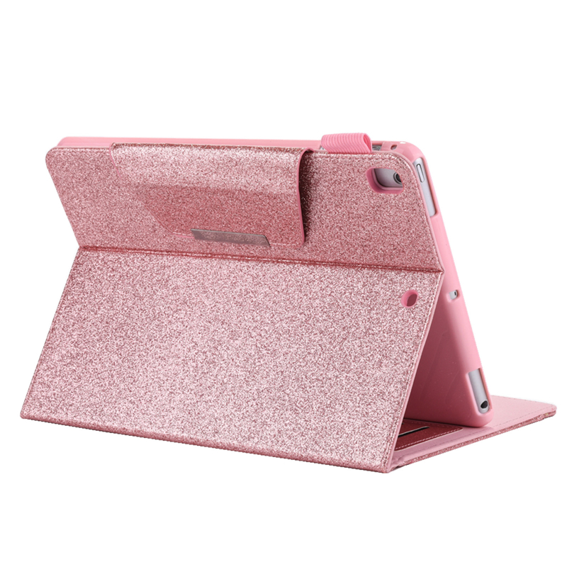 Glitter 7th For Bling Funda For inch Coque 10.2 Cover 2019 iPad Leather iPad 10.2 Case