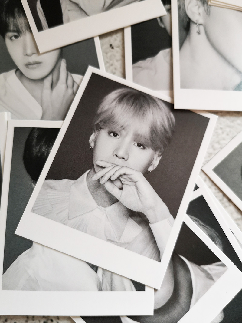 BTS Photo Cards (Love Yourself)