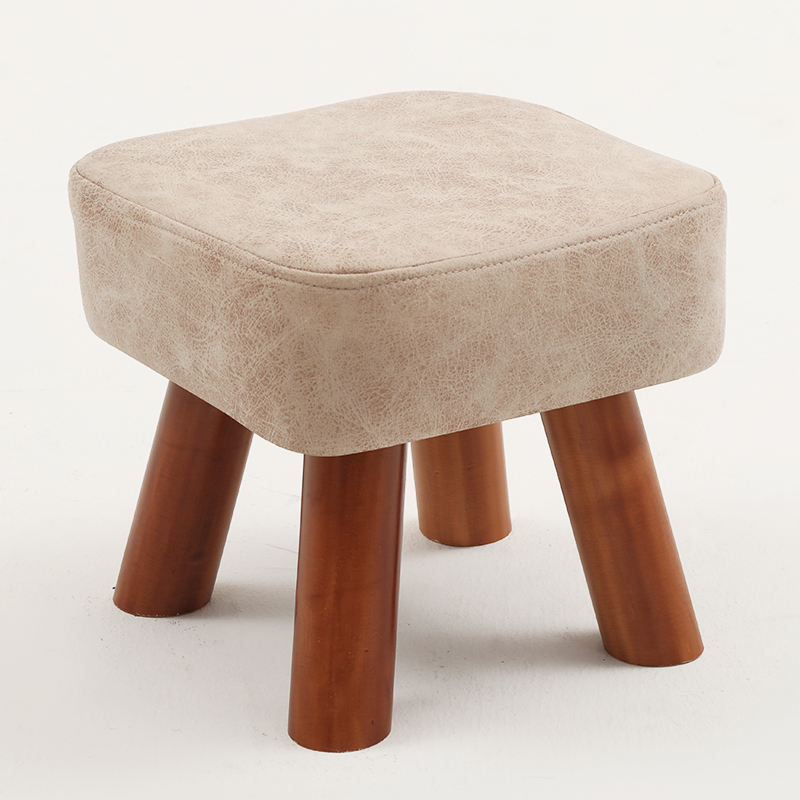 Small Stool Home Low Stool Change Shoe Stool Fashion Creative Adult Living Room Sofa Bench Coffee Table Stool