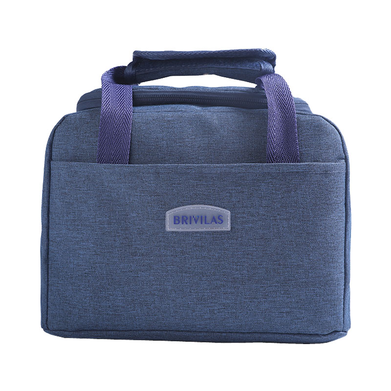 Insulated Lunch Bag Women Thermal Lunchbox Cooler Picnic Bags Kids Lunch Bag For School Reusable Food Bag