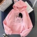 Женская толстовка с капюшоном My Hero моя геройская академия, кавайная мультяшная химико Тога, топы с графическим рисунком, забавная Аниме Boku No...