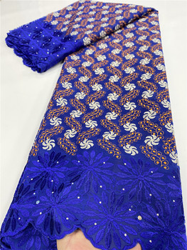 Swiss Voile Lace In Switzerland 2020 High Quality Embroidery African Lace Fabric Fashion French Cotton Lace Fabric YA3550B-6 2019 high quality african french lace fabric blue swiss voile lace in switzerland with stones lace fabric