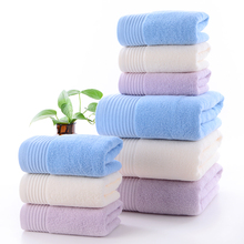 Natural pure cotton couple bath towel facial towel adult 100% soft comfortable absorbent towel household sports bath towel towel