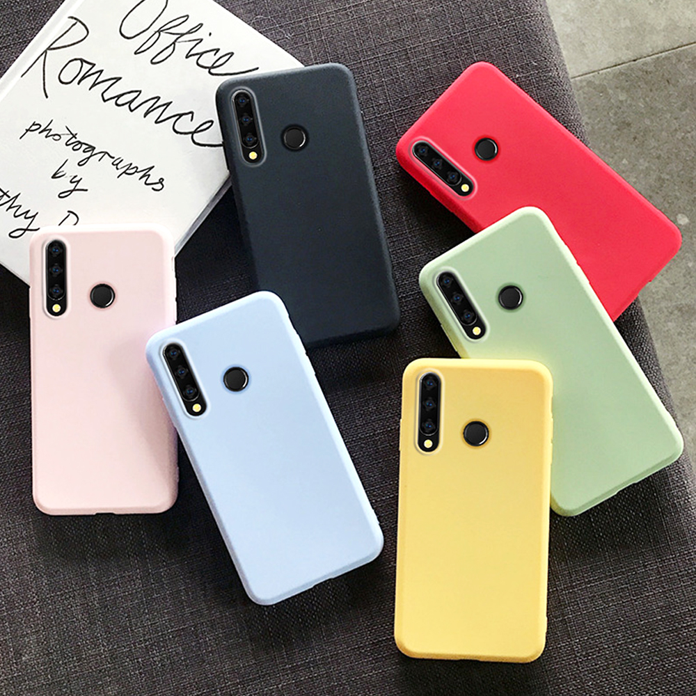 Case For Huawei P30 Lite P30Lite P20 Pro P40 Honor 20S 20 9 9X 10i Mate 10 8A 8S E Case Ultra Thin TPU Soft Silicone Back Cover