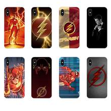 Superheroes The Flash Barry Allen For Xiaomi Mi3 Mi4 Mi4C Mi4i Mi5 Mi 5S 5X 6 6X 8 SE Pro Lite A1 Max Mix 2 Note 3 4(China)