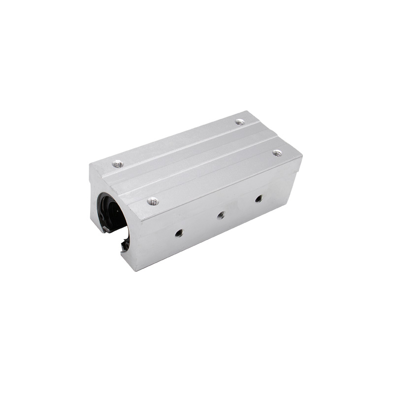 4pcs/lot SBR10UU SBR12UU SBR16UU SBR20UU SBR25UU SBR12LUU linear Ball Bearing Block open type CNC Router SBR linear guide