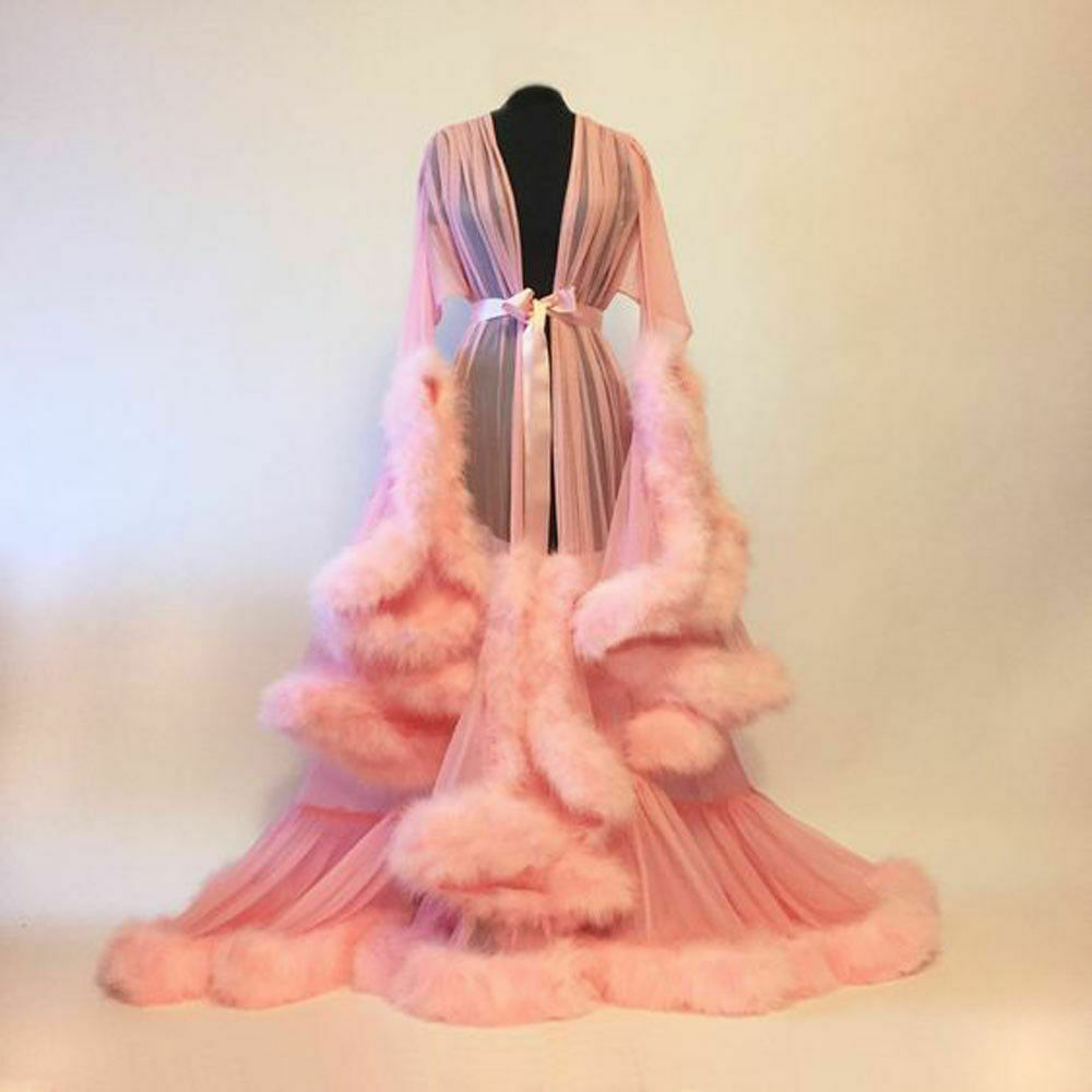Sexy Womens Lace Tutu Maxi Dress Long Sleeve Ruffles Lingerie Ladies Bandage Mesh Sleepwear Robe Party Bodydoll Club Dresses