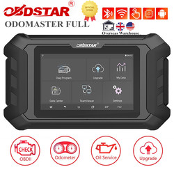 OBDSTAR ODOMASTER ODO MASTER Full Odometer Adjustment/OBDII and Special Functions Cover More Vehicles Models Than X300M