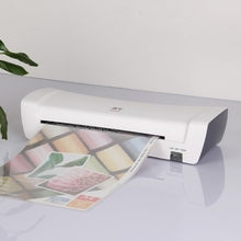 Cold-Laminator-Machine Film-Roll Plastic Hot A4 for Document-Photo Office Professional