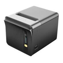 Imprimante de tickets de caisse 80mm, Support système Apple Mac OS, petit format, coupe automatique, pour cuisine, magasin, POS
