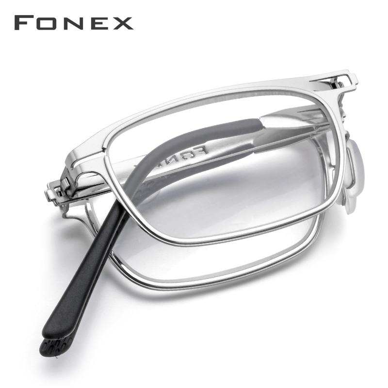 Reading-Glasses Presbyopia-Reader Foldable Women Screwless-Eyewear Hyperopia High-Quality