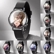 Mannen Horloge Rubber Liefhebbers Horloges Diy Kan 1 Stuk Custom U Foto Logo Foto Klok Bewerking Uur Drop Shipping Gift familie