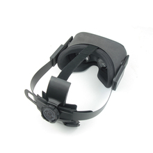 Adjustable VR Head Strap for Oculus Quest VR Headset Accessories Head Protection Headband Replacement Head Strap tanie tanio XBERSTAR Other Bundle1 Width 170 mm (MAX) 170 g Length 175 mm (MAX) EVVG089 Plastic+leather Black