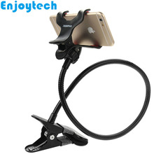 New Flexible Mounts Holder Stands with Clamp for Mobile Phones Tripod Video Bloggers Live streaming