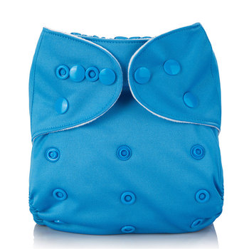 2020 New Reusable Baby Cloth Diaper washable Solid Color Nappy One Size Adjustable Many Colors Available Diapers