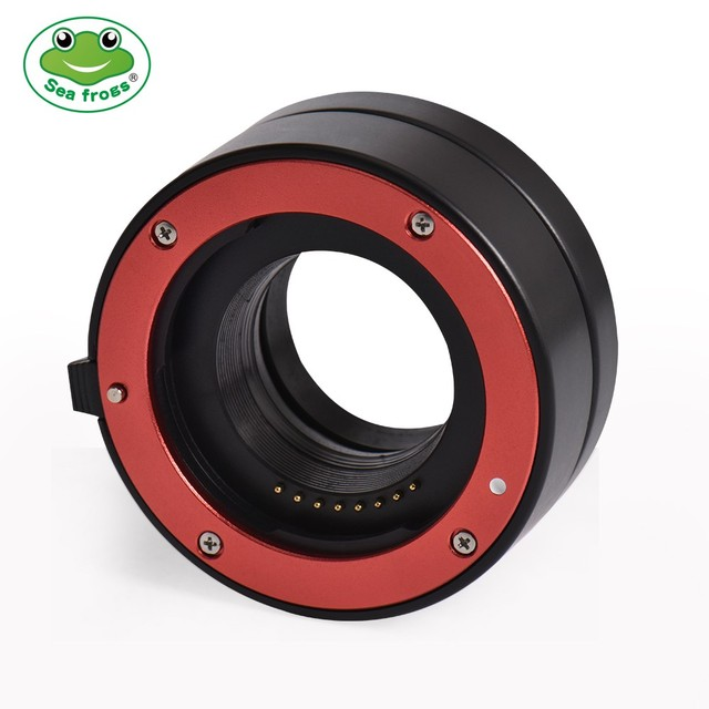 Auto Focus Macro Extension Tube Adapter Ring Set 10mm+16mm for Samsung NX Mount Camera Photography Accessory