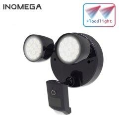 INQMEGA 1080P na zewnątrz 2 LED reflektor kamera IP Wifi kamera IP66 wodoodporna ruchu wykrywania CCTV zabezpieczeń aparatu nadzoru