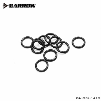 Barrow G1/4 Fitting O-ring seal rubber ring 10pcs image