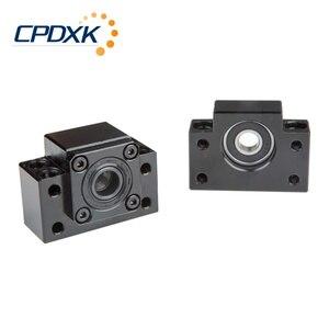 Image 5 - Vis à billes CNC 20mm, SFU2005 1500mm avec fin dusinage BKBF15 + écrou de vis à billes 2005 + support + raccord