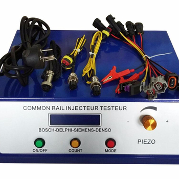 common rail injector tester CR1800, with piezo injector testing function