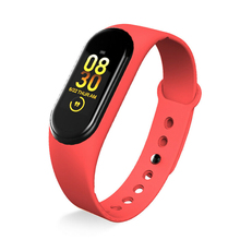 цена на M4 Smart Band Wristband Heart rate/Blood/Pressure/Heart Rate Monitor/Pedometer Smart Bracelet Sport Wristband for iOS Android