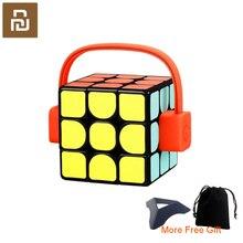 Youpin Giiker Super Smart Cube I3 Bluetooth Verbinding App Synchronisatie Sensing Identificatie Intellectuele Speelgoed