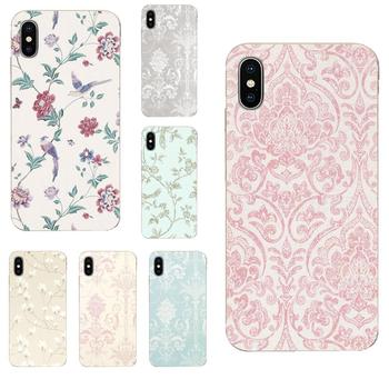 Soft Silicone TPU Transparent 2018 New Arrival For Xiaomi Redmi Note 2 3 3S 4 4A 4X 5 5A 6 6A Pro Plus Laura Ashley Josette image