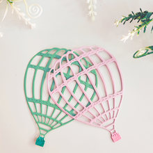 Большой воздушный шар украшение металлическая форма diy альбом