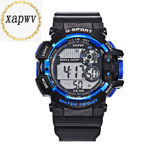 Multifunction Student Watch Waterproof LED Children's Wrist