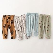 Ensemble pantalon et Leggings en coton pour nouveau-né, 3 pièces/lot, vêtement de noël pour bébé, garçon et fille