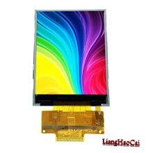 8/11 pinos com Módulo de painel de toque de 2.4 polegada TFT LCD screen display ILI9341 240xRGBX320 IPS visão completa horizontal vertical Visual