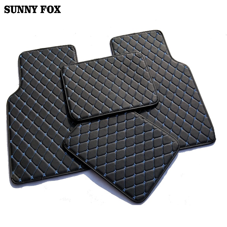 Car-Floor-Mats Carpet W204 C180 W205 Universal W211 W176 W246 Mercedes-Benz for Gla W176/W204/Glk/.. title=