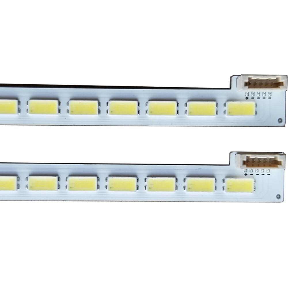 Новый 56 светодиодный 493 мм светодиодный подсветка полосы для 40PFL5537H 40PFL5537T LJ64 03501A 03514A STS400A64 2012SGS40 7030L 56 LTA400HV04 Компьютерные кабели и разъемы    АлиЭкспресс