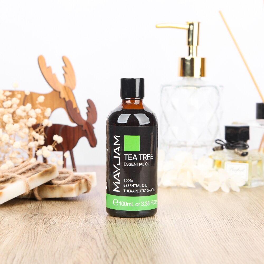 Pure Natural Tea Tree Sandalwood Essential Oils      5