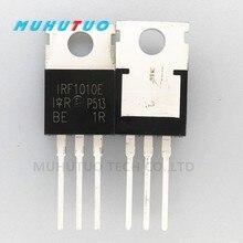 10PCS IRF1010N F1010 F1010E IRF1010E 84A 60V PARA-220