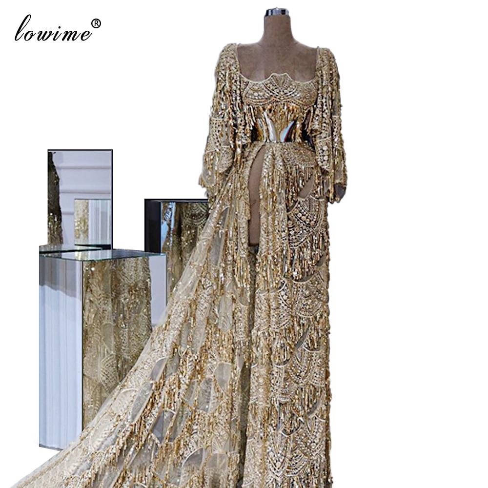 Special Dubai Muslim Evening Dress 2020 Formal Arabic Prom Dress Vestido De Festa Middle East Plus Size Pageant Gowns Abiye