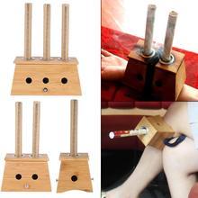 Бамбуковый прижигание мокса-горелка коробка иглоукалывание релаксационный ролик палка для бездымного прижигания рулон палочка акупунктурный массаж