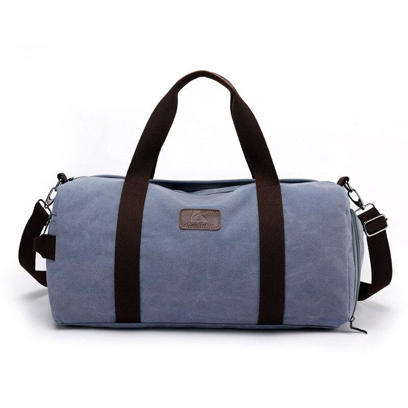 Sports Bag Men For Gym Canvas Sport Bag For Women Fitness Men Training Shoulder Bag Ladies Gym Yoga Bag Big Athletic Travel Bag 11