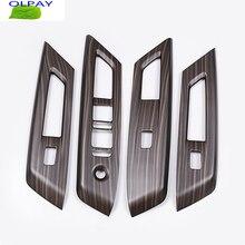 Voor Xpeng Automobiel G3 Window Panel Decoratie En Glas Lifting Schakelpaneel Decoratie Auto Decoratie