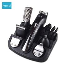 Hair cutting machine Kemei trimmer beard trimer Beard KM-600 clipper Machine cut hair Trimer Clipper Electric Trimmer 3