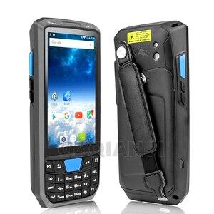 Image 2 - Nieuwe Android 8 Pda Robuuste Handheld Terminal Data Collector Terminal Draadloze 1D 2D Qr Laser Barcode Scanner Reader Terminal 4G